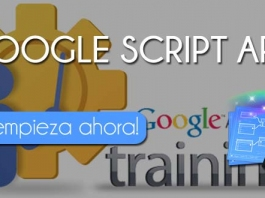 Curso gratis de Google-Script-App